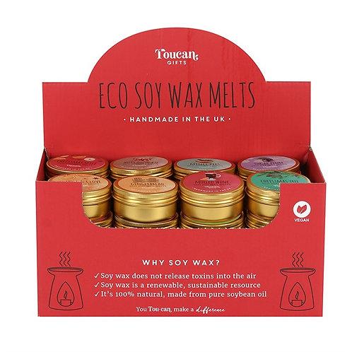 Christmas Eco Soy Wax Melts
