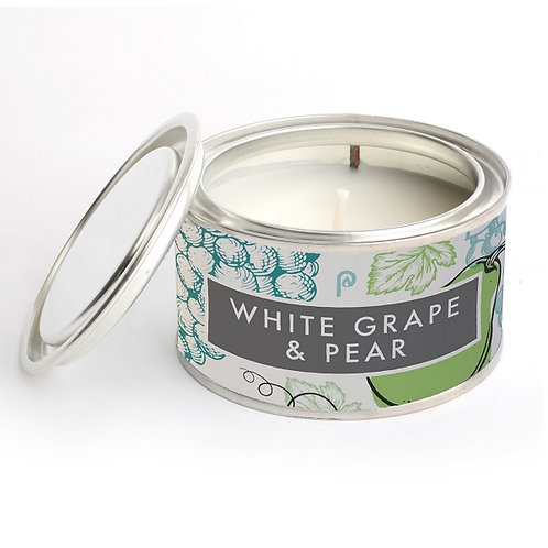 White Grape & Pear Small Elements Candle