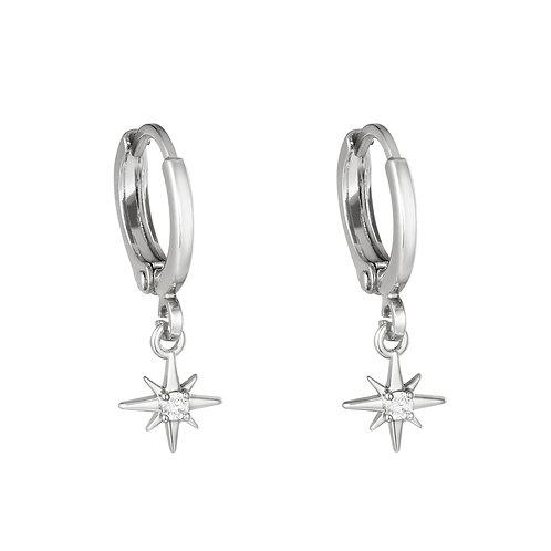 Huggies | Earring Starburst
