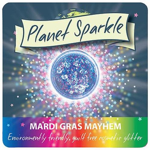 Mardi Gras Mayhem | Face, Body & Hair Glitter