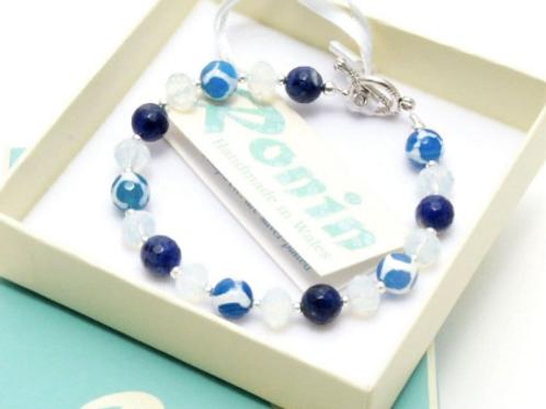 Gemstone Jewellery | Sailboat 1 Bracelet