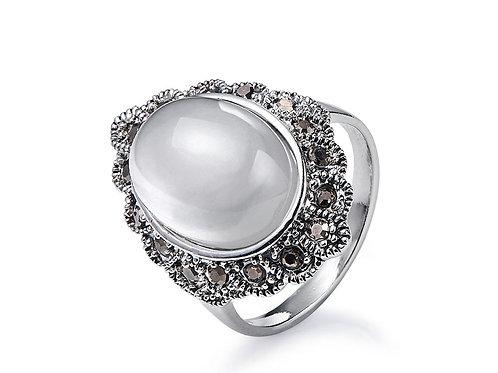 Vintage Look Ring - S/M
