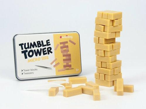 Micro Games In A Tin | Tumble Tower