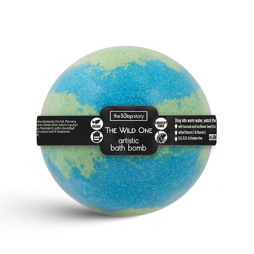 The Wild One Bath Bomb