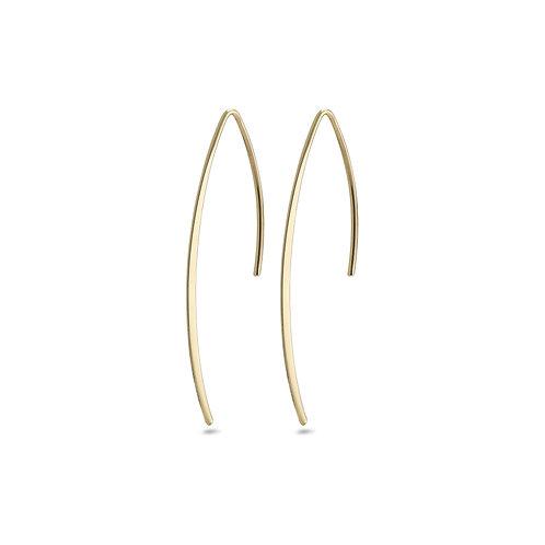 PILGRIM; Earrings Agatha GP