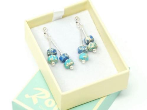Gemstone Jewellery | Marvel E3 Earrings
