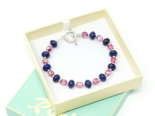 Gemstone Jewellery   Jetty 2 Bracelet