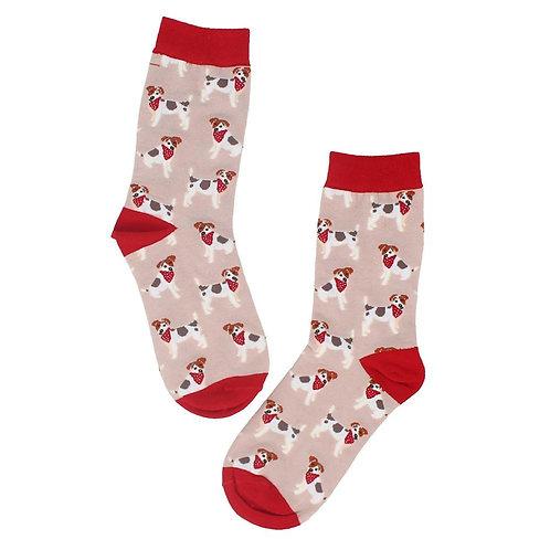Monty Dog Socks