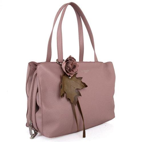 Red Cuckoo Pink Shoulder Bag