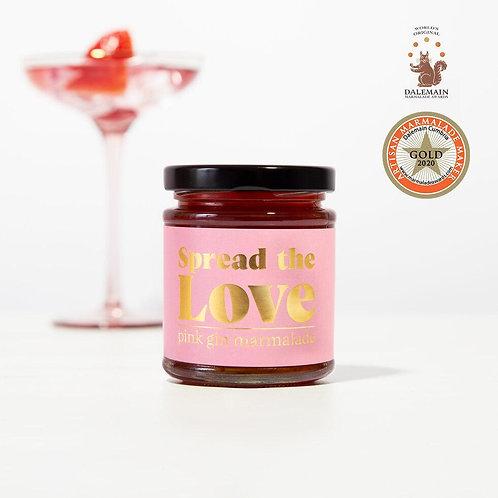 Spreadable Pink Gin Marmalade