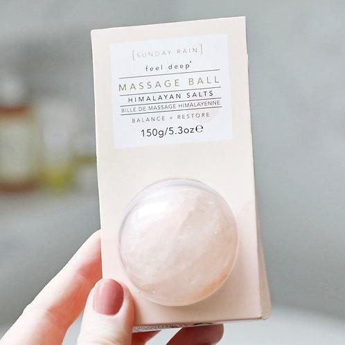 Sunday Rain Himalayan Salt Massage Ball