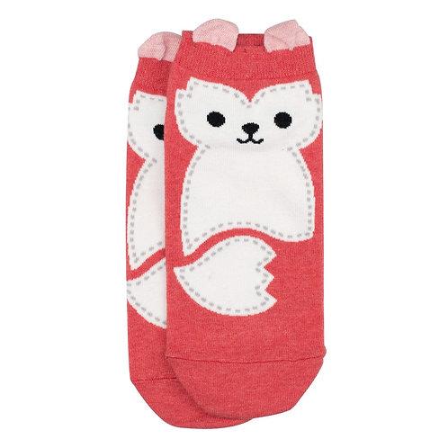 Socks   Fox Ankle Stripe