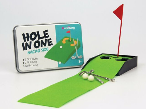 Micro Games In A Tin | Hole In One