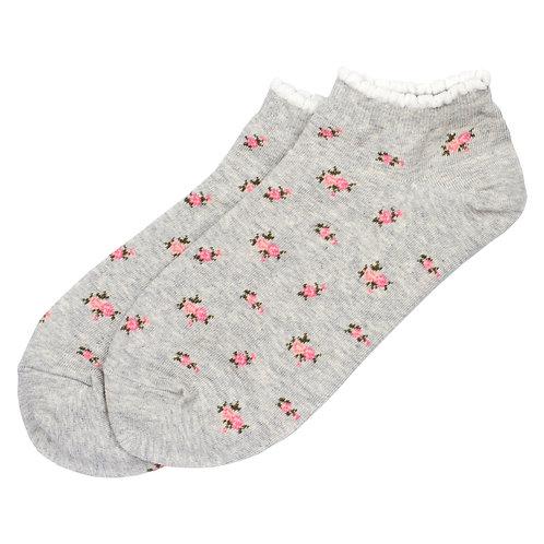 Socks | Ankle Flowers