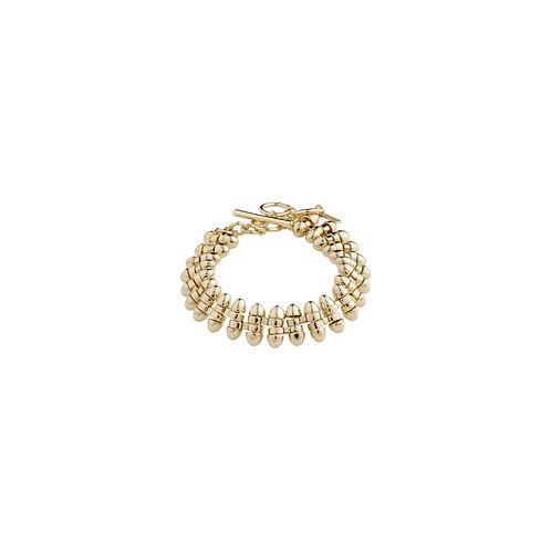 PILGRIM: Affection, Gold Plated Bracelet