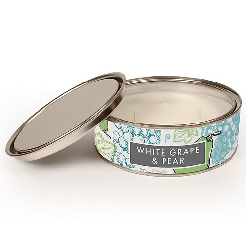 White Grape & Pear Large Elements Candle