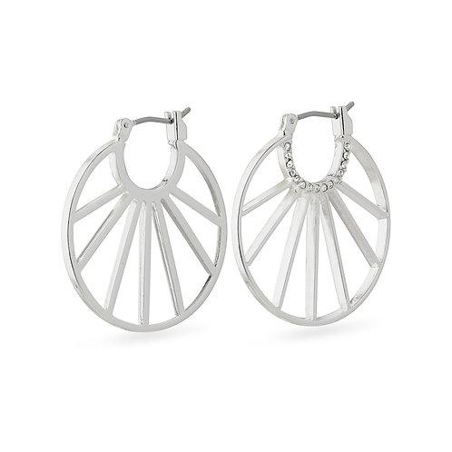PILGRIM: Cassie Hoop Earrings