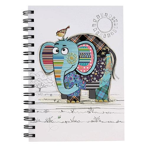 Kooks Eric A6 Elephant Notebook