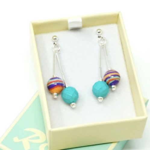 Gemstone Jewellery | Krista E3 Earrings