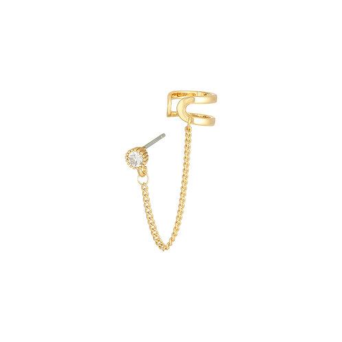Ear Chain | Gold