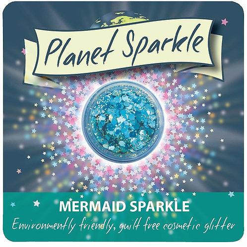 Mermaid Sparkle   Face & Body Glitter