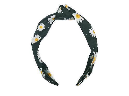 Daisy On Note Floral Headband