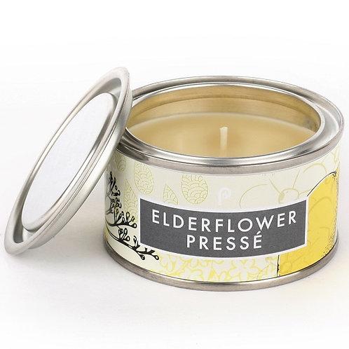 Elderflower Presse Small Elements Candle