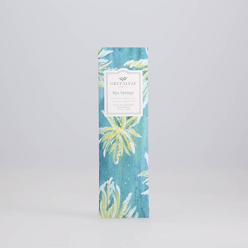 Spa Springs Scented Sachet
