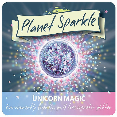 Unicorn Magic | Face & Body Glitter