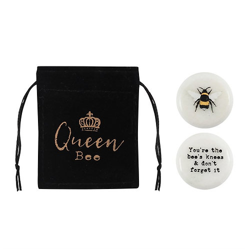 Queen Bee Lucky Charm