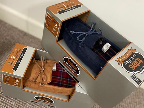 Men's Totes Toasties Moccasins Slippers