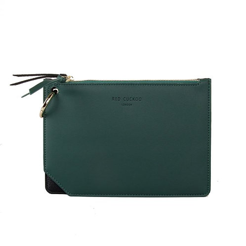 Green / Black - 2 Pouches