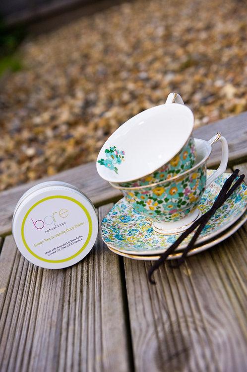 Bare Body Butter | Green Tea & Vanilla