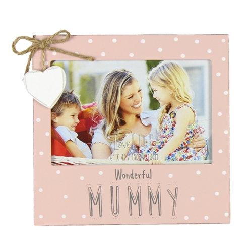 Wonderful Mummy Frame