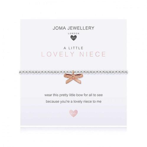 Children's A Little Lovely Niece Bracelet