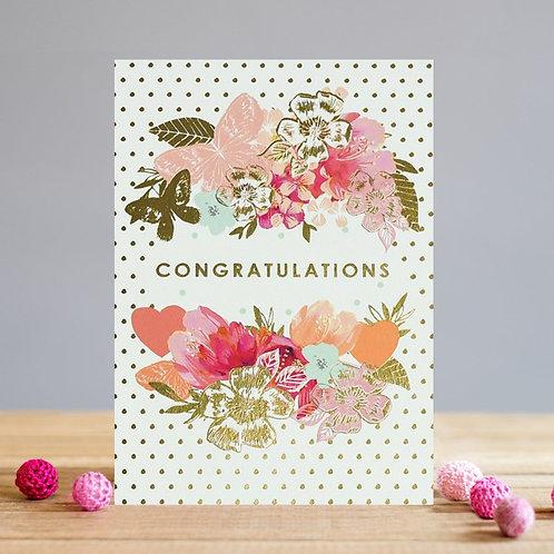 Card   Congratulations Spots
