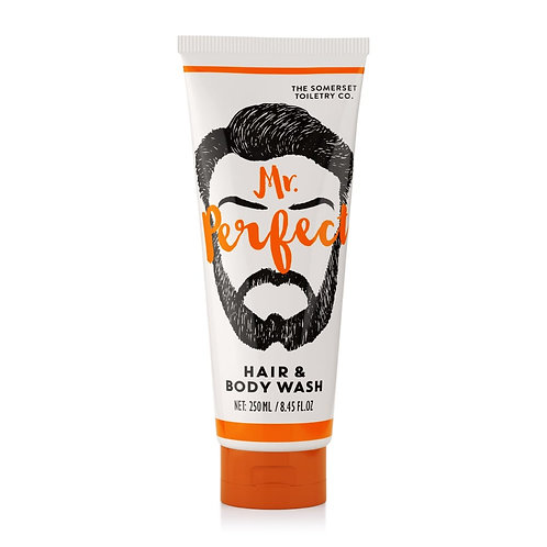 Mr Perfect Hair & Body Wash