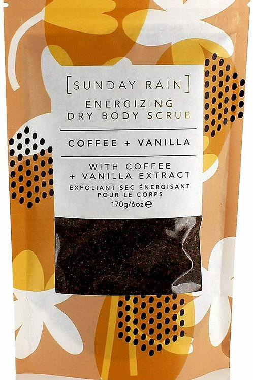Sunday Rain Coffee & Vanilla Dry Scrub