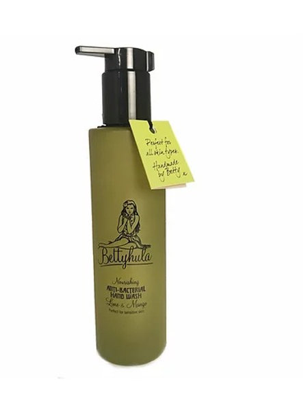Betty Hula Nourishing Anti-Bacterial Hand Cream - 150ML Lime & Mango