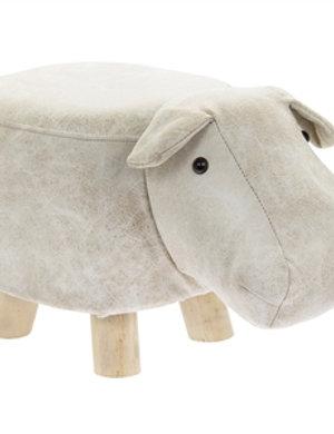 Plush Animal Footstool