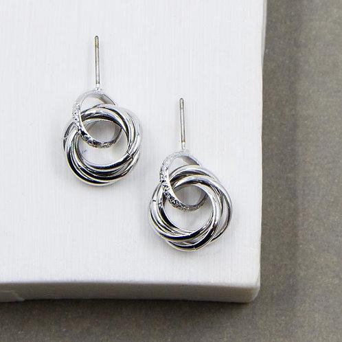 Multi Rings Classis Earrings