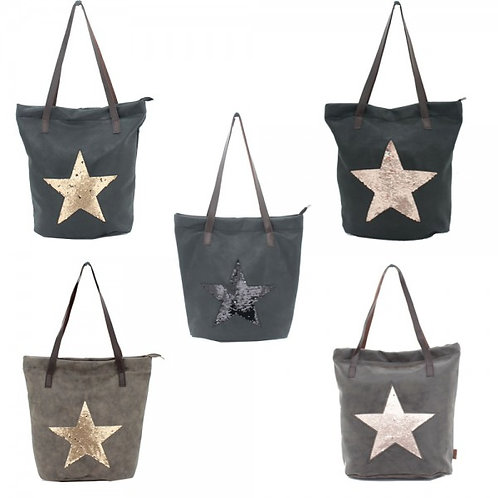 Star Shopper Bag