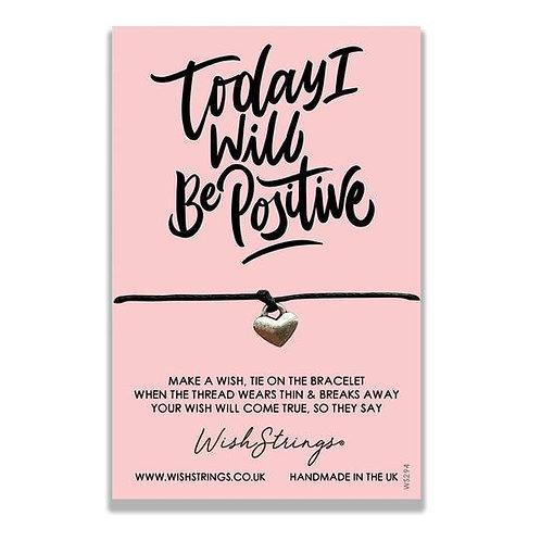 Wishstring Bracelet | Today Positive