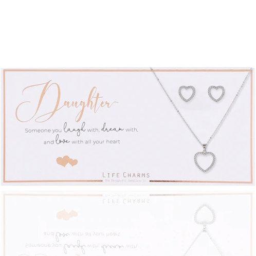 Life Charm Luxury Gift Set | Daughter