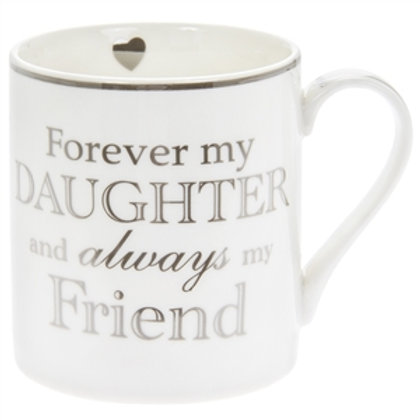 Forever My Daughter Mug