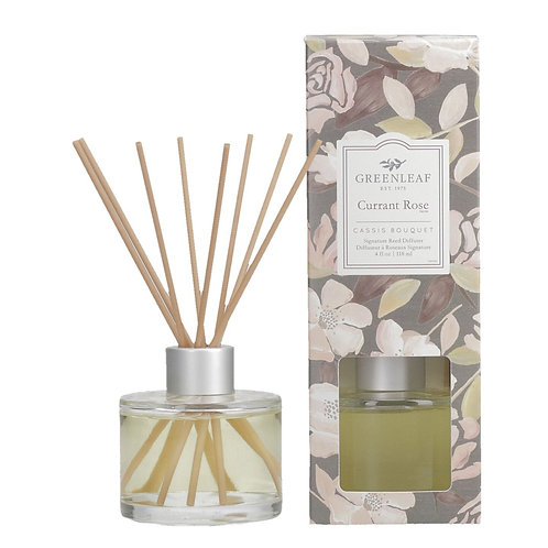 Currant Rose Reed Diffuser