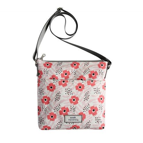Spring Oil Cloth Messenger Bag