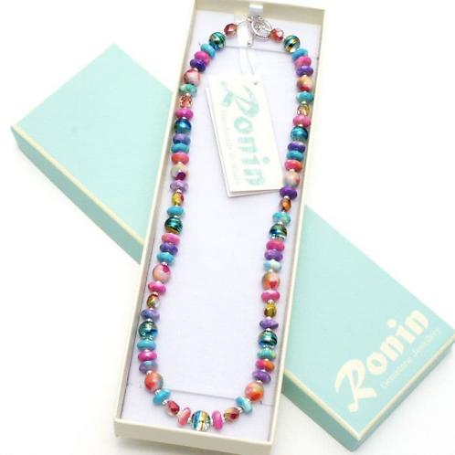 Gemstone Jewellery | Fizz 2 Necklace