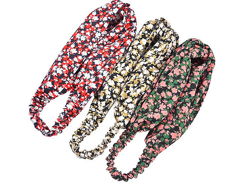 Ditsy Floral Print Headband