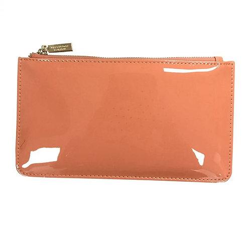 Red Cuckoo Purse / Card Holder | Orange